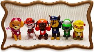 Щенячий Патруль игрушки. Обзор игрушек Щенячий Патруль.