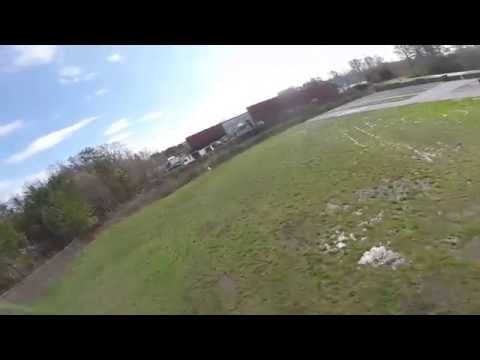 Mr. Steele 3D Flying 250 Class quadcopter for UAV Experts