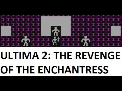 Ultima 2 Let's Play: Ep 7 (Minax!)