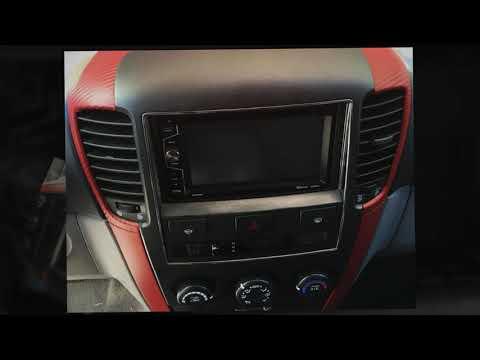 Rwraps™ Kia Dash Kit Wraps | Interior Vinyl Wrap Films Cars