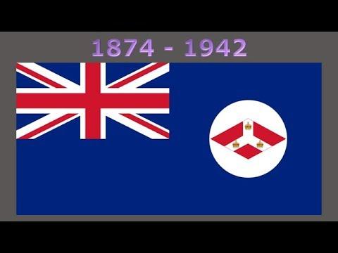 History of the Singaporean flag