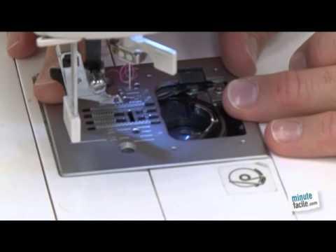 bobines combines comment r parer le bourrage d 39 une machine youtube. Black Bedroom Furniture Sets. Home Design Ideas