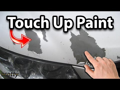 touch up paint how to touch up paint on your car 28625