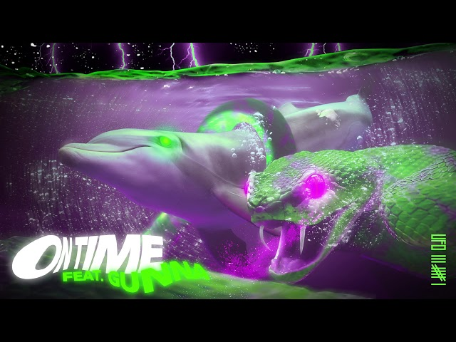 """Ufo361 feat. Gunna – """"On Time"""" 🌊 🌊 🌊"""