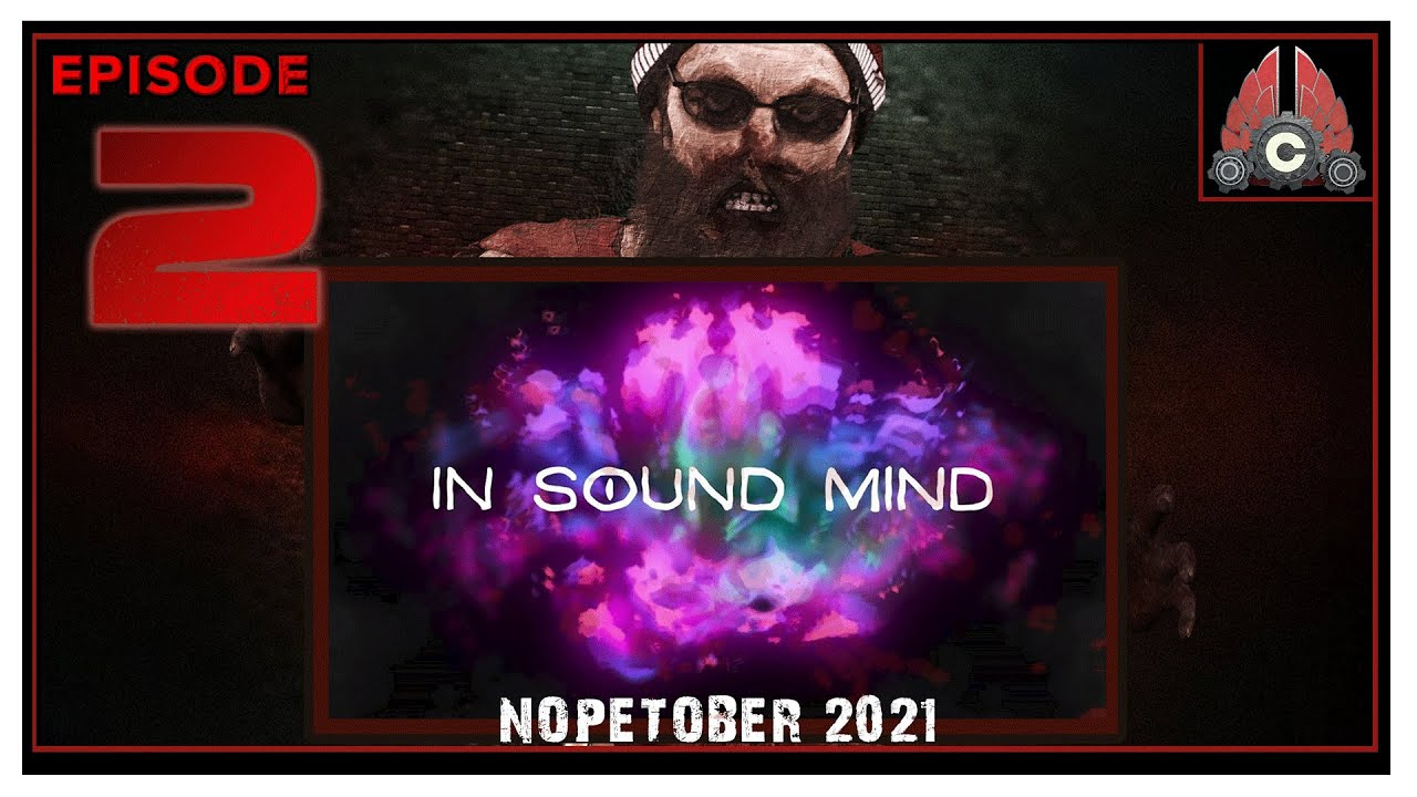 CohhCarnage Plays In Sound Mind - Episode 2