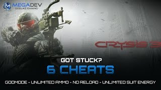 Crysis 3 Cheats: Godmode, Unlimited Ammo, … | Trainer by MegaDev