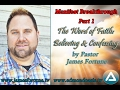 The Word of Faith: Believing & Confessing