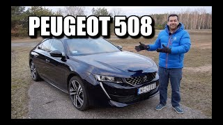 Peugeot 508 2019 - One Giant Leap (ENG) - Test Drive and Review