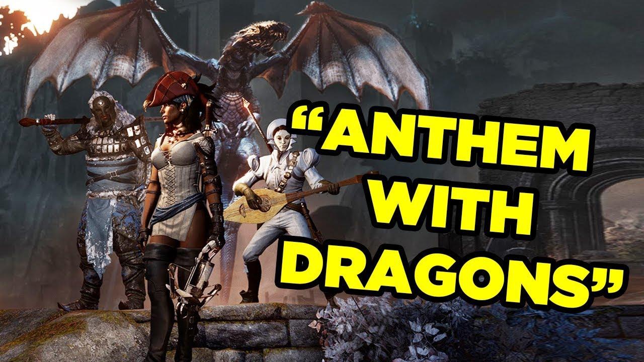 """EA MANDATE """"Spiele als Dienst"""" für Dragon Age 4 & Mass Effect + video"""