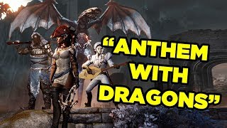 """EA MANDATE """"Games As A Service"""" For Dragon Age 4 & Mass Effect"""