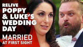 Poppy And Luke's Wedding | Mafs 2020
