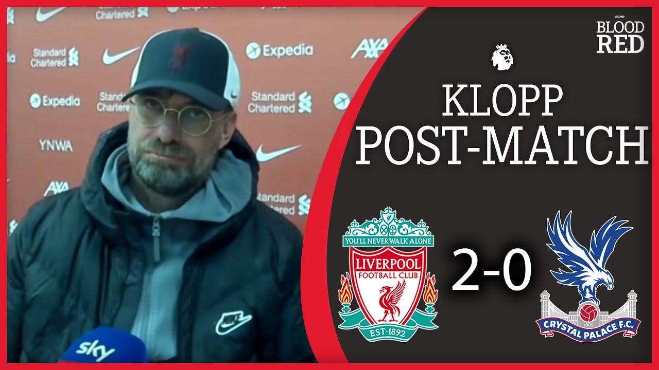 Download Jurgen Klopp's Emotional Tribute to Gini Wijnaldum | Press Conference | Liverpool 2-0 Crystal Palace