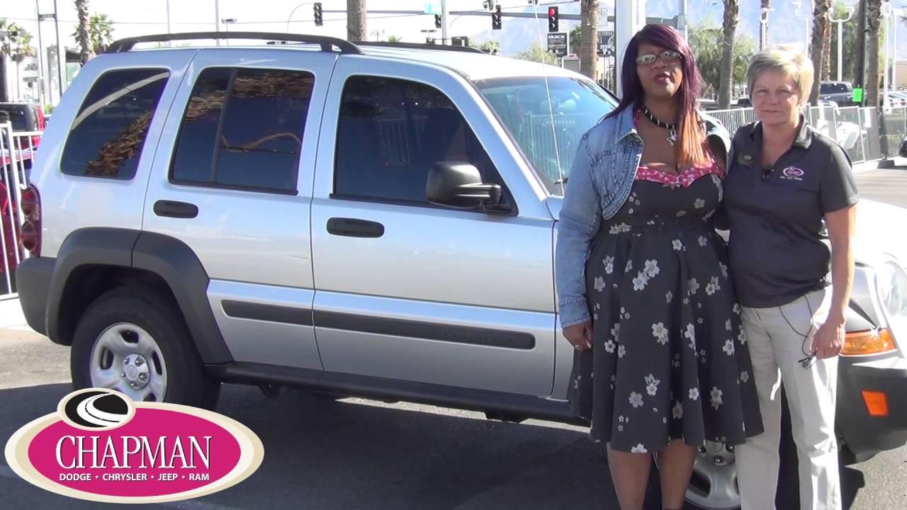Chapman Dodge Chrysler Jeep Ram Las Vegas Happy Customer