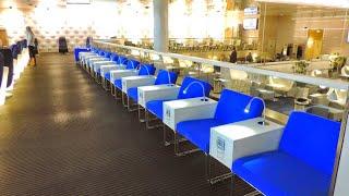 Finnair Lounge Non Schengen, Helsinki Airport (HEL)
