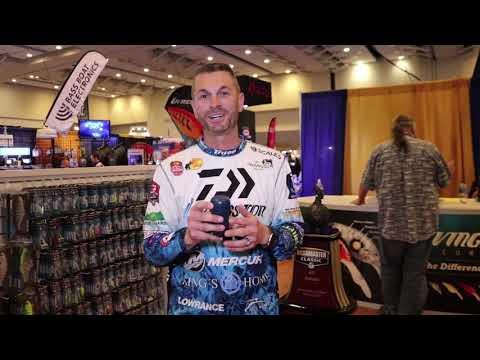 Livingston Lures Fish Magnet At 2019 Bassmaster Classic
