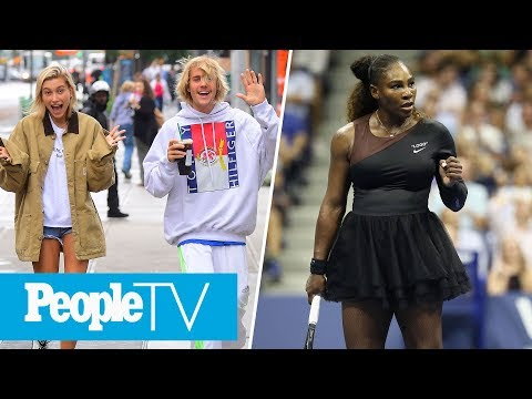 Justin Bieber & Hailey Baldwin's Secret Ceremony, Serena Williams Denies Cheating | PeopleTV