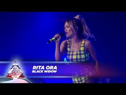 Rita Ora - 'Black Widow' - (Live At Capital's Jingle Bell Ball 2017)