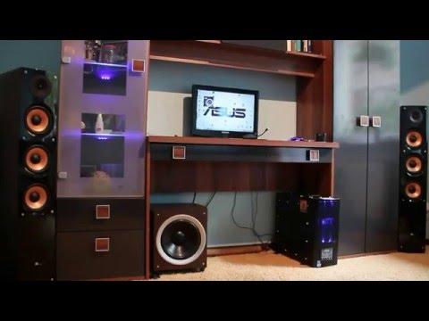 #2 NCS On My Yamaha & Pure Acoustics 5.1