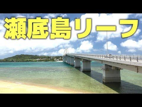 沖縄リーフ・フィッシング【PART1】【瀬底島】【沖縄ルアー釣り】