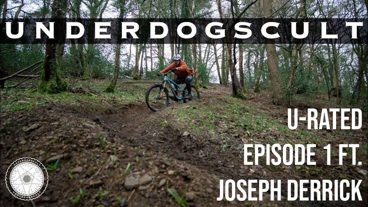 JOSEPH DERRICK SHREDDING STEEP TECH IN U-RATED EP.1