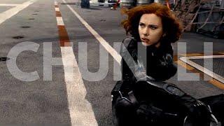 Black Widow - Chun Li (Marvel)