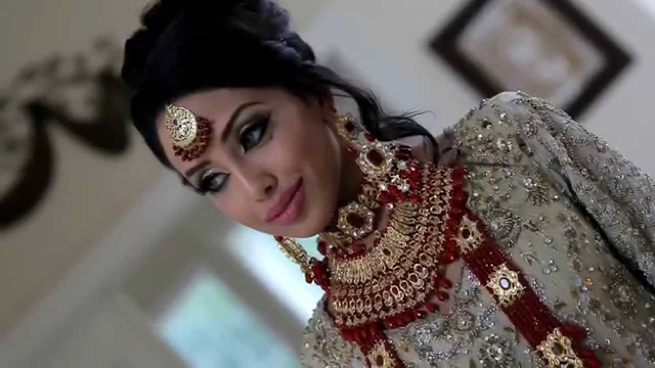 Stani Indian Bridal Makeup And Hair By Naima Ahmad Washington Dc Metro Area You