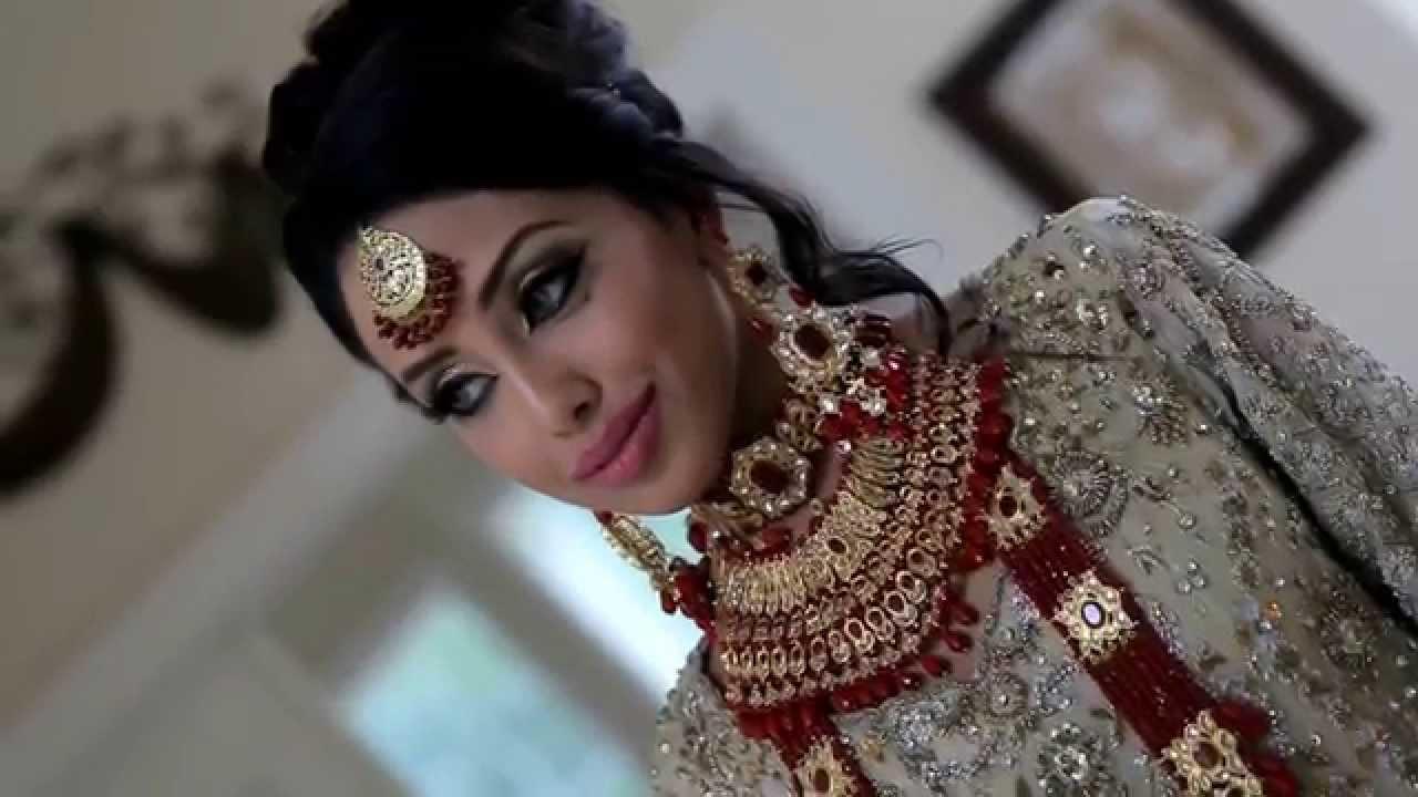 pakistani & indian bridal makeup and hair by naima ahmad washington, dc metro area