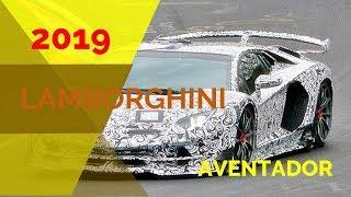 2019 Lamborghini Aventador SV Jota porsche nurburgring sony bmw vw