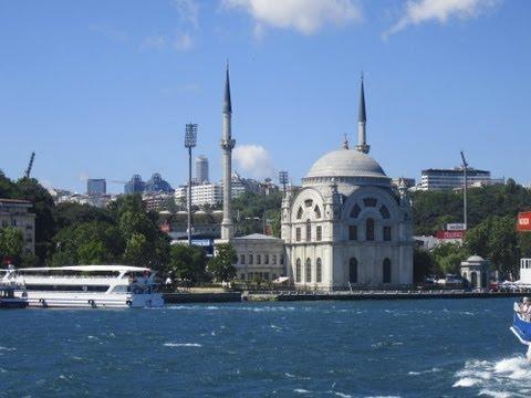 Istanbul, Croisière sur le Bosphore ( Full HD )