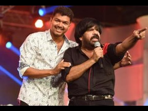 T.Rajendar says Vijay is a real Tamilan |...