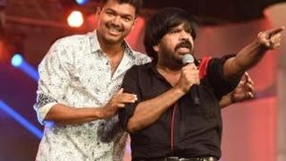T.Rajendar says Vijay is a real Tamilan | Puli Audio Launch Speeches