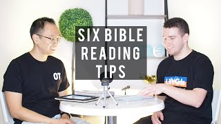 Tips for your Bible reading