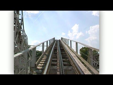 Big Dipper Coaster POV - Camden Park - Huntington, West Virginia, USA