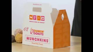 Looking to watch the Solar Eclipse? ☀️ by : Dunkin' Donuts