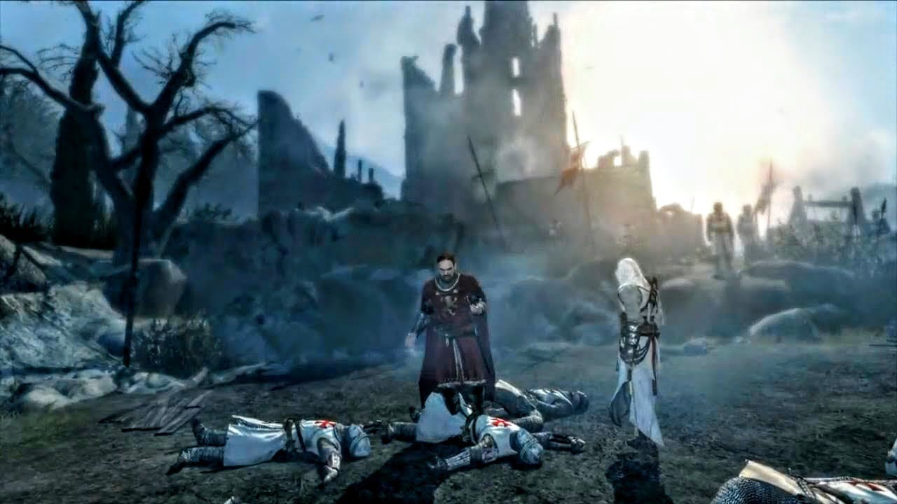 Altair and King Richard the Lionheart: Killing Robert de ...