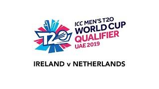 T20WCQ 2019: Ireland v Netherlands post-match press conference