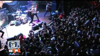 "A DAY TO REMEMBER ""The Danger In Starting Fire"" (LIVE)"