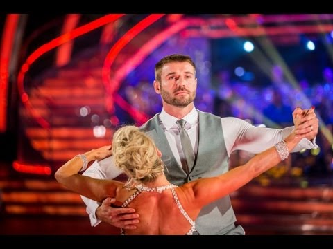 Ben Cohen & Kristina Waltz to 'What The World Needs Now' - Strictly Come Dancing: 2013 - BBC One