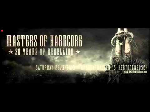 Masters Of Hardcore Chapter XXXVI-Empire Of Eternity CD1