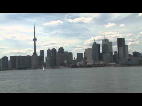 Toronto Harbour Front Boat Cruize by Alumni team BUET Class of 1976