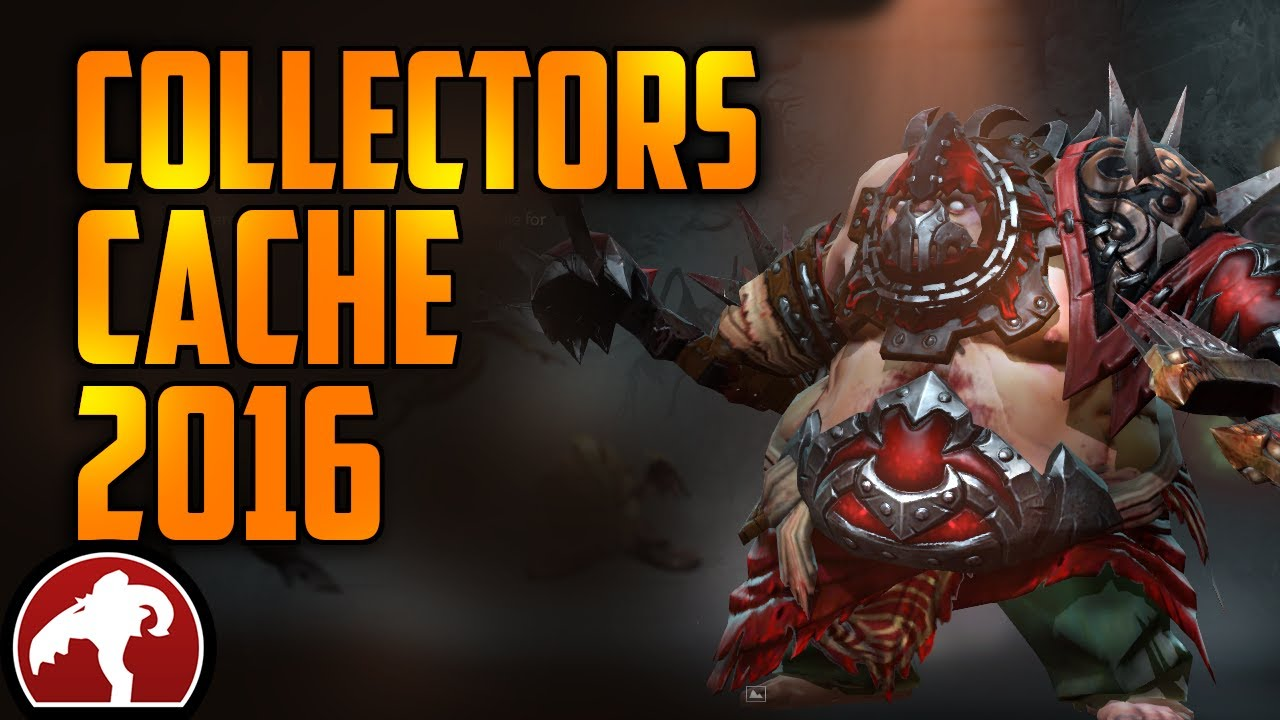 dota 2 ti 6 collector s cache treasure opening all sets you can