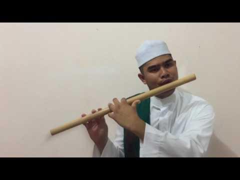 Peristiwa Subuh Raihan Instrumental Seruling Cover by Marus