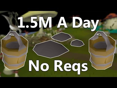 How To Make 1.5M Per Day In A Little Over 1 Hour!  WITH NO REQUIREMENTS!