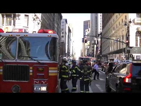 FDNY - Fire At Macy's - FULL Video with Radio Comms - 2/22/15