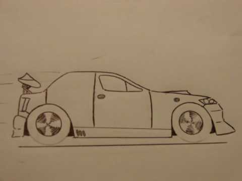 dibujos de autos  YouTube