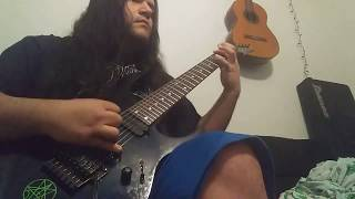Morbid Angel - Piles of Little Arms (Guitar Cover)