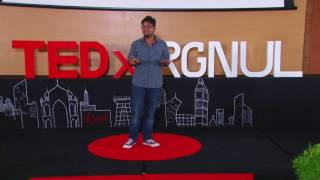 The struggles of being an Indian Comedian | Abhijit Ganguly | TEDxRGNUL