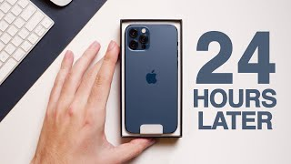 iPhone 12 Pro After 24 Hours: My Thoughts!