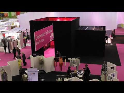 Texworld Paris : Designers & Fashion Fabric Experience 2 (Feb 2011)