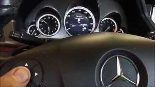 Вироби Мерседес Е350 W212 Мерседес заміна масла скидання вказати А або Б
